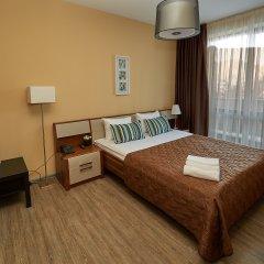 Апарт-Отель Skypark Апартаменты с разными типами кроватей фото 21