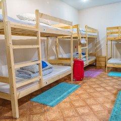 БМ Хостел Кровать в общем номере с двухъярусной кроватью фото 4