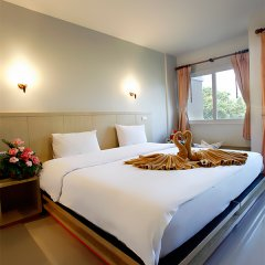 Patong Pearl Hotel 3* Улучшенный номер с различными типами кроватей фото 4