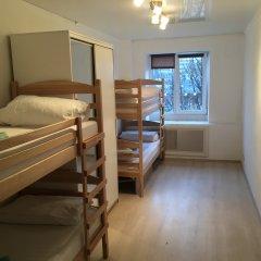 Oh; my Kant Na Ploschadi Kalinina 17-1 Hostel Кровать в общем номере