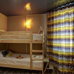 Хостел Братиславская Стандартный номер с двухъярусной кроватью фото 4