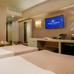 Гостиничный Комплекс Жемчужина 4* Номер Бизнес Стандарт разные типы кроватей фото 2