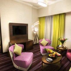 Ghaya Grand Hotel 5* Люкс с различными типами кроватей фото 2