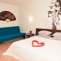 Мини-Отель Инь-Янь на 8 Марта Номер категории Эконом фото 40