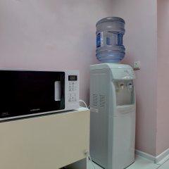 Мини-отель Брусника у метро Красносельская Номер с общей ванной комнатой с различными типами кроватей (общая ванная комната) фото 7