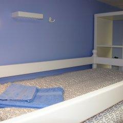 Гостевой Дом Полянка Кровать в общем номере с двухъярусными кроватями фото 22