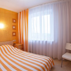 Гостиница Спутник 2* Стандартный номер разные типы кроватей фото 12