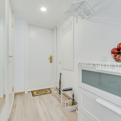 Апартаменты Sokroma Глобус Aparts Студия с различными типами кроватей фото 19