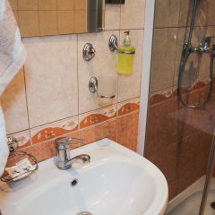 Гостиница Адамас в Хотьково 1 отзыв об отеле, цены и фото номеров - забронировать гостиницу Адамас онлайн ванная фото 2