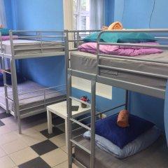 Хостел 7 Sky на Красносельской Кровать в женском общем номере с двухъярусной кроватью фото 4
