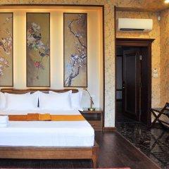 Гостевой Дом Семь Морей Номер Делюкс с различными типами кроватей фото 10