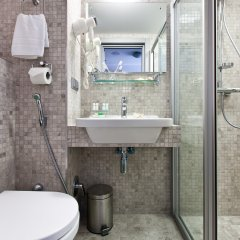 Гостиница Ялта-Интурист 4* Стандартный номер с двуспальной кроватью фото 4