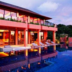 Sri Panwa Phuket Luxury Pool Villa Hotel вид на фасад