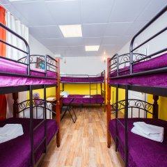 Хостел Берег Кровать в общем номере фото 7
