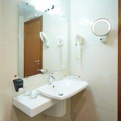 Гостиница Евроотель Ставрополь 4* Номер Делюкс с разными типами кроватей фото 11