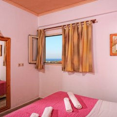 Notos Heights Hotel & Suites 4* Люкс с различными типами кроватей фото 5