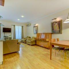 Апартаменты на Невском 54 комната для гостей фото 5
