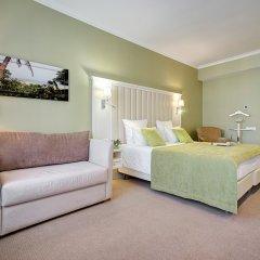 Гостиница Гранд Звезда 4* Стандартный улучшенный номер двуспальная кровать фото 4
