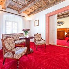 Hotel Waldstein 4* Улучшенный номер с различными типами кроватей фото 3
