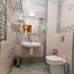 Мини-Отель Оазис Стандартный номер с различными типами кроватей фото 3