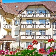 Гостиница Вэйлер вид на фасад фото 3