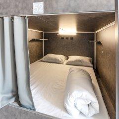 Хостел GetCapsule Стандартный номер с различными типами кроватей фото 9