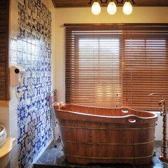 Гостевой Дом Семь Морей Номер Делюкс с различными типами кроватей фото 21