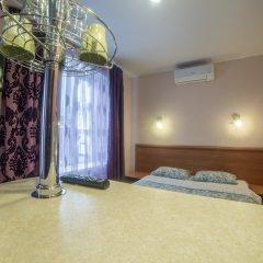 Гостиница Теремок Пролетарский Номер Премиум с разными типами кроватей фото 2