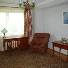 Гостиница Даниловская 4* Полулюкс двуспальная кровать фото 3