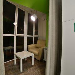 Хостел Nice Пенза Кровать в женском общем номере с двухъярусной кроватью фото 2