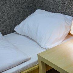 Хостел Seven Prague Номер с общей ванной комнатой с различными типами кроватей (общая ванная комната) фото 24