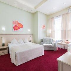 Гостиница Nautilus Inn 3* Люкс с различными типами кроватей фото 4