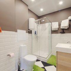 Гостиница на Репина 4 Беларусь, Минск - 1 отзыв об отеле, цены и фото номеров - забронировать гостиницу на Репина 4 онлайн ванная