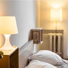 Хостел и Кемпинг Downtown Forest Номер с различными типами кроватей (общая ванная комната) фото 5