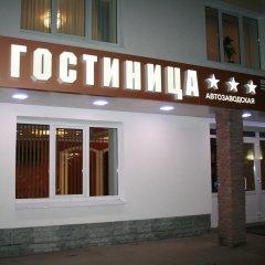Гостиница Автозаводская вид на фасад фото 3