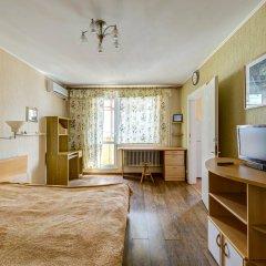 Апартаменты Domumetro на Каховской удобства в номере фото 2
