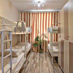 Хостел ROCK Кровать в общем номере с двухъярусной кроватью