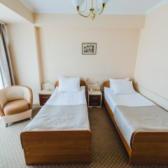 Гостиница Визит 3* Стандартный номер с двуспальной кроватью фото 8