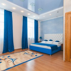 Гостиница Бизнес-Турист Номер Делюкс с различными типами кроватей