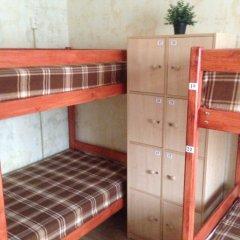 Хостел Благовест на Тульской Кровать в мужском общем номере двухъярусные кровати фото 2