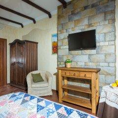 Гостиница Три Мушкетера 2* Люкс с разными типами кроватей фото 7
