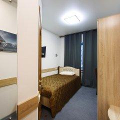 Мини-Отель Новотех Стандартный номер с различными типами кроватей