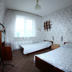 Апартаменты на Мусина комната для гостей фото 4