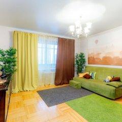 Апартаменты Просторная двушка на Павелецкой комната для гостей фото 4