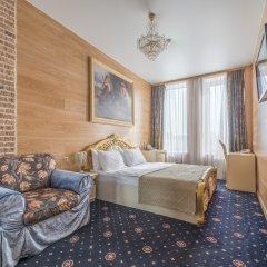 Гостиница Гранд Белорусская 4* Номер Премиум двуспальная кровать фото 4