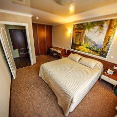 Гостиница Аврора 3* Стандартный номер с двумя спальнями с разными типами кроватей фото 8