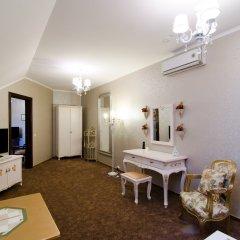 Гостиница Гарден 3* Люкс с различными типами кроватей фото 5