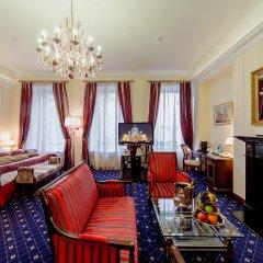 Бутик-Отель Золотой Треугольник 4* Люкс с различными типами кроватей