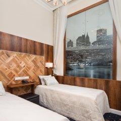 Гостиница Новая История Номер Эконом с различными типами кроватей фото 2