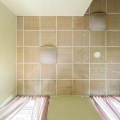 Хостел и Кемпинг Downtown Forest Номер с различными типами кроватей (общая ванная комната) фото 17